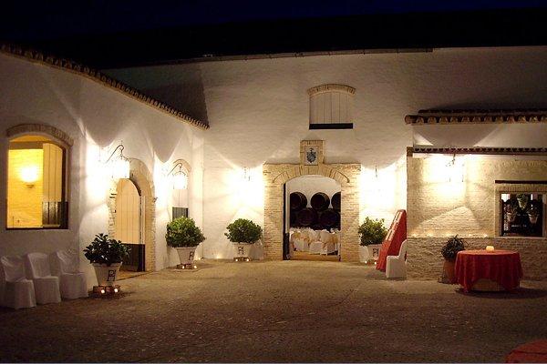 Entrada Hacienda Doña Caridad