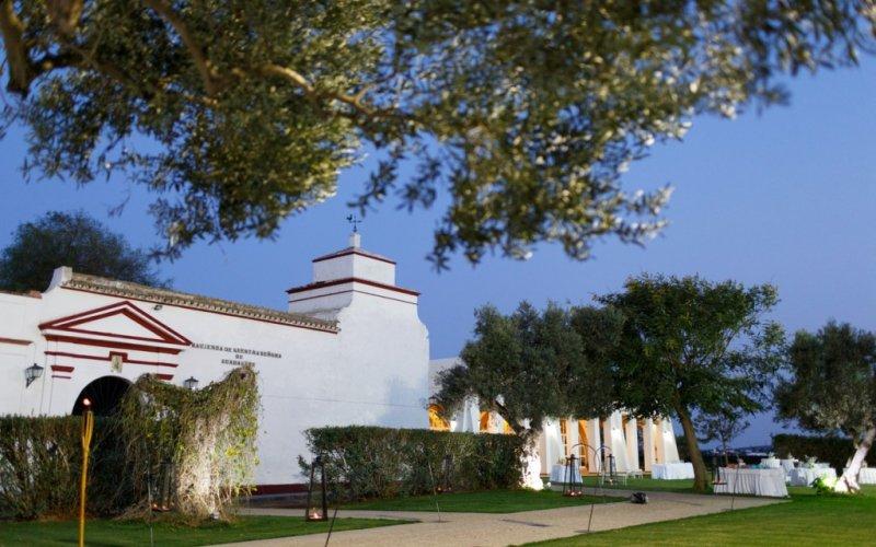 Exterior Hacienda Guadalupe