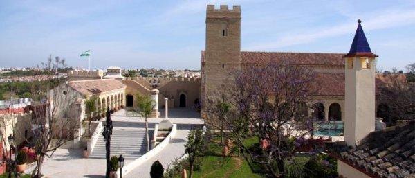 Exteriores Hacienda Monte Carmelo